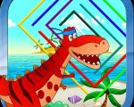 Dino Maze android game