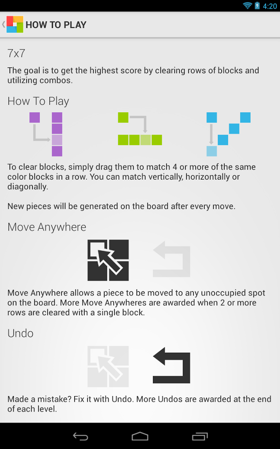 android-color-game