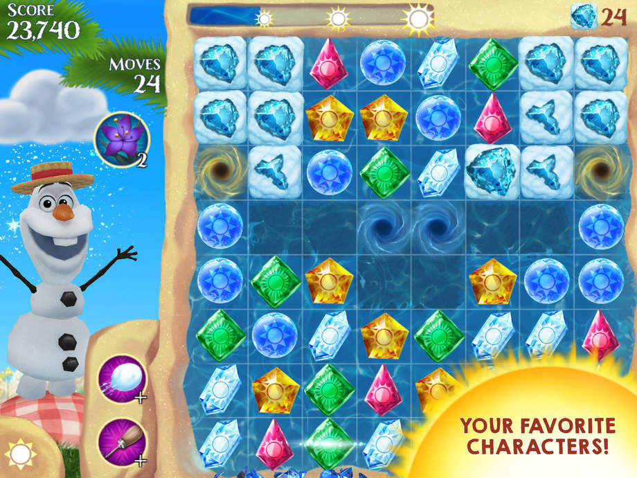 frozen-android-game