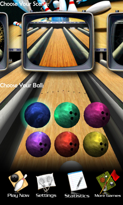 android-bowling