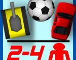 Action For 2-4 Players android game