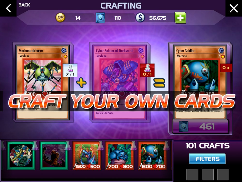 yugioh-android-games