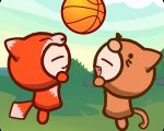 2 Players Basket Shootout android game