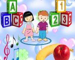 Toddler Books & Nursery Rhymes android game