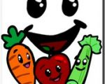 Toddler Food android game