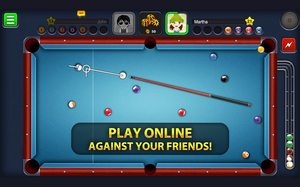 android-pool-games