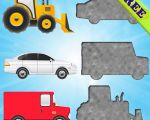 Vehicles Puzzles for Toddlers android game