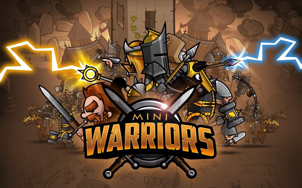 mini-warrior-android-game