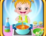 Baby Hazel Kitchen Time android game