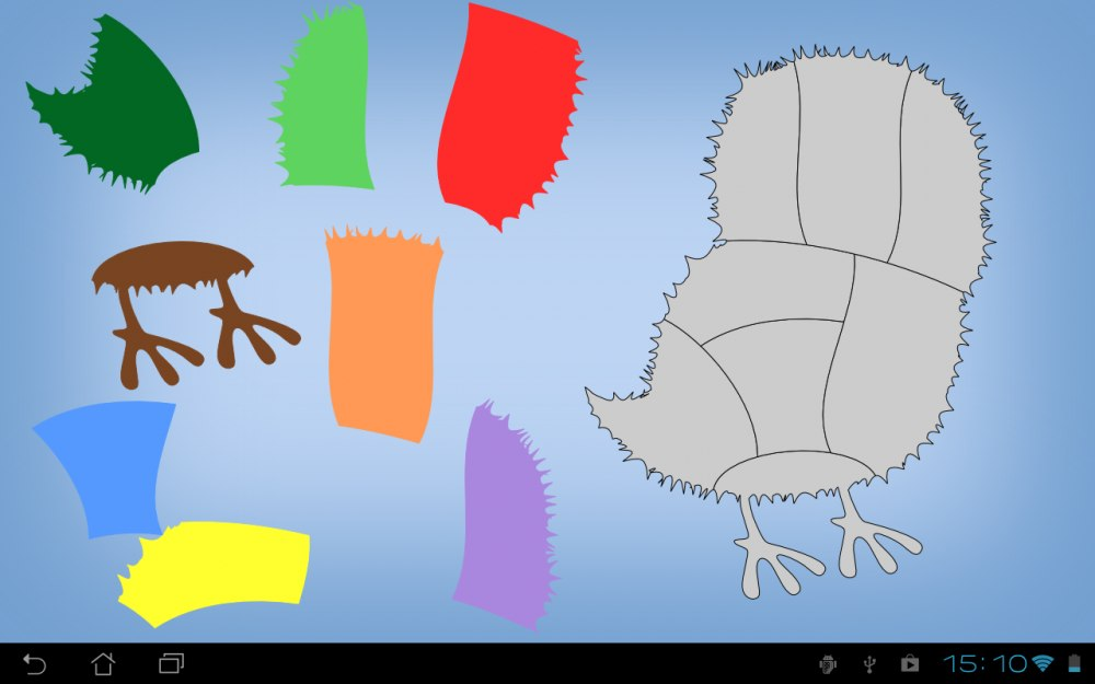 android-shape-making-game