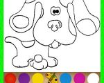 Paint Game for little Kids android game