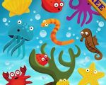 Fishes Puzzles for Toddlers android game