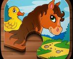 Animal Puzzle Kids + Toddlers android game