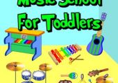 Music School For Toddlers Kids