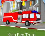 Kids Fire Truck android game