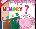 Pepy Pig Says Memory Game android game