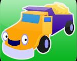 Cars and Trucks! Shape Puzzles android game